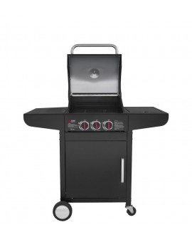 GS GRILL LUX 2+1 CAST IRON