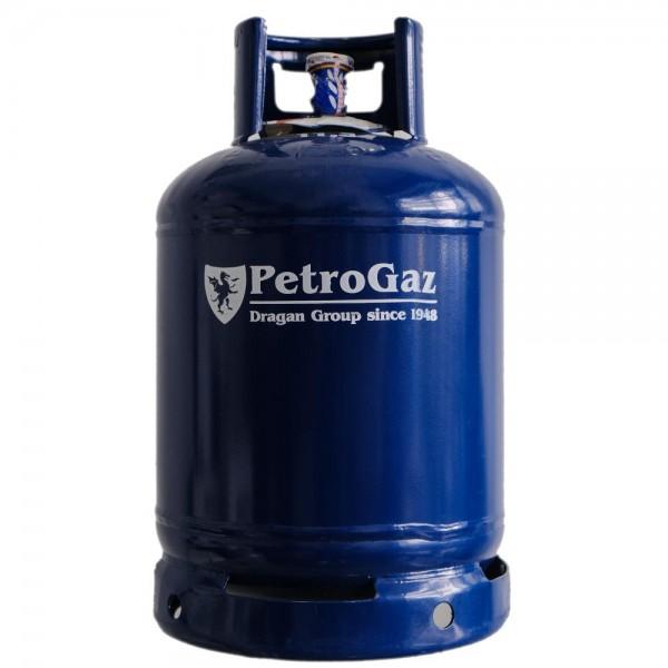 Gas bottle 10kg Petrogaz - 1