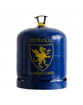Bottle of 3kg Petrogaz