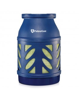 Gas bottle 7,5kg Petrogaz