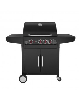 GS GRILL LUX 3+1 CAST IRON